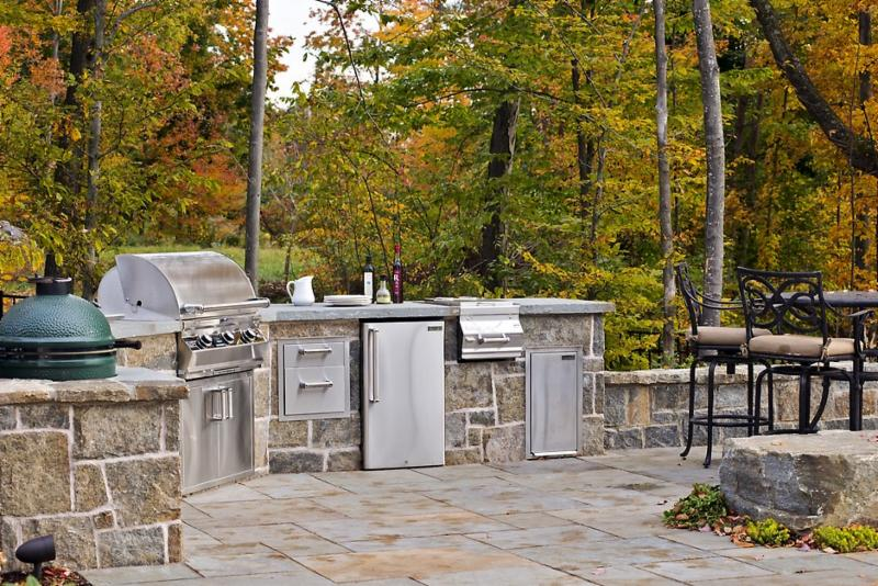 7 Steps to your Outdoor Kitchen