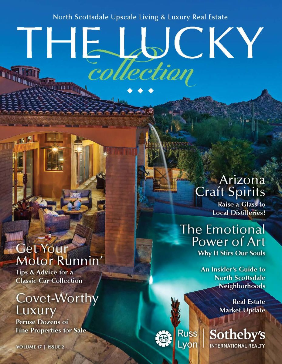 The Lucky Collection Debuts its Latest Issue!