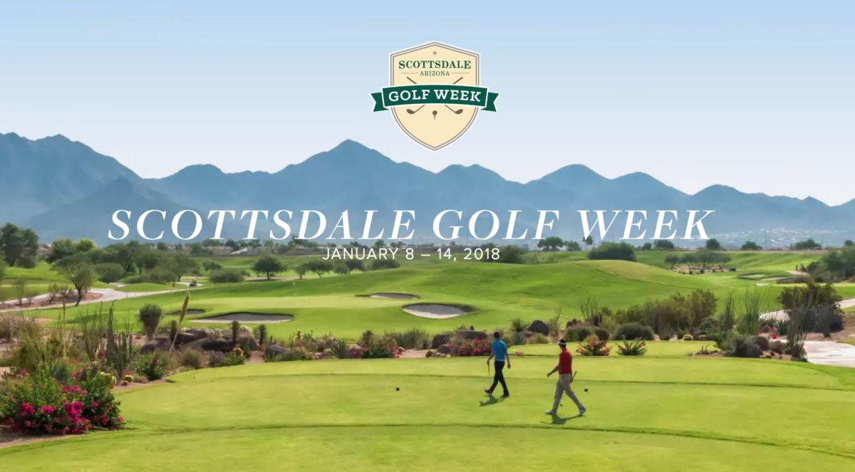 Scottsdale Golf Week | January 8-14