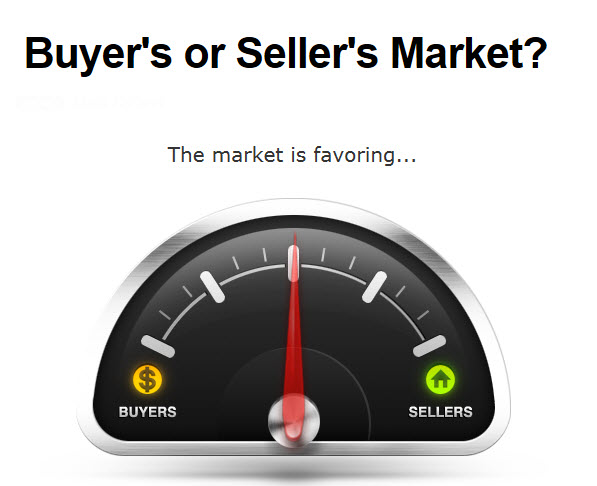 How to Determine If It's a Seller's or Buyer's Market