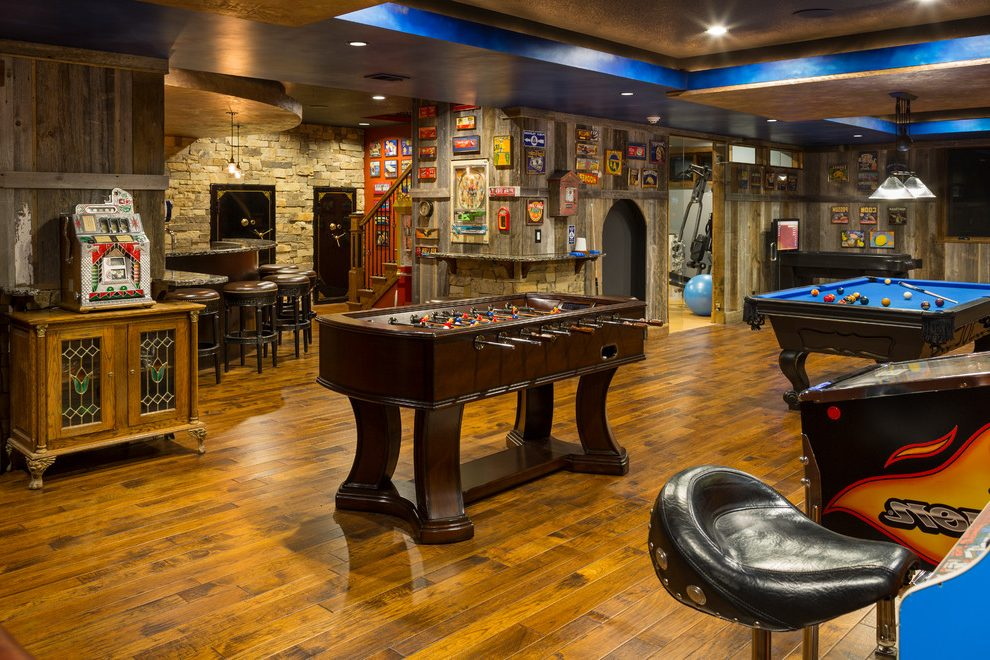 Tips and Ideas for a Successful Man Cave