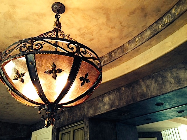 Your Home | Ceiling Treatments Add Interest & Drama