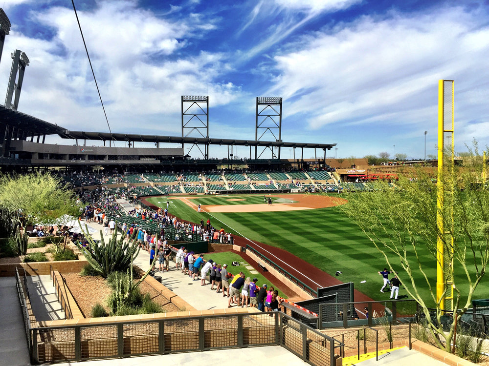 A History of Spring Training