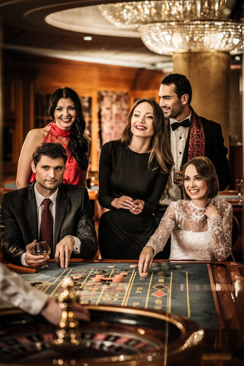 St. Jude Presents: A Night in Monte Carlo   April 28