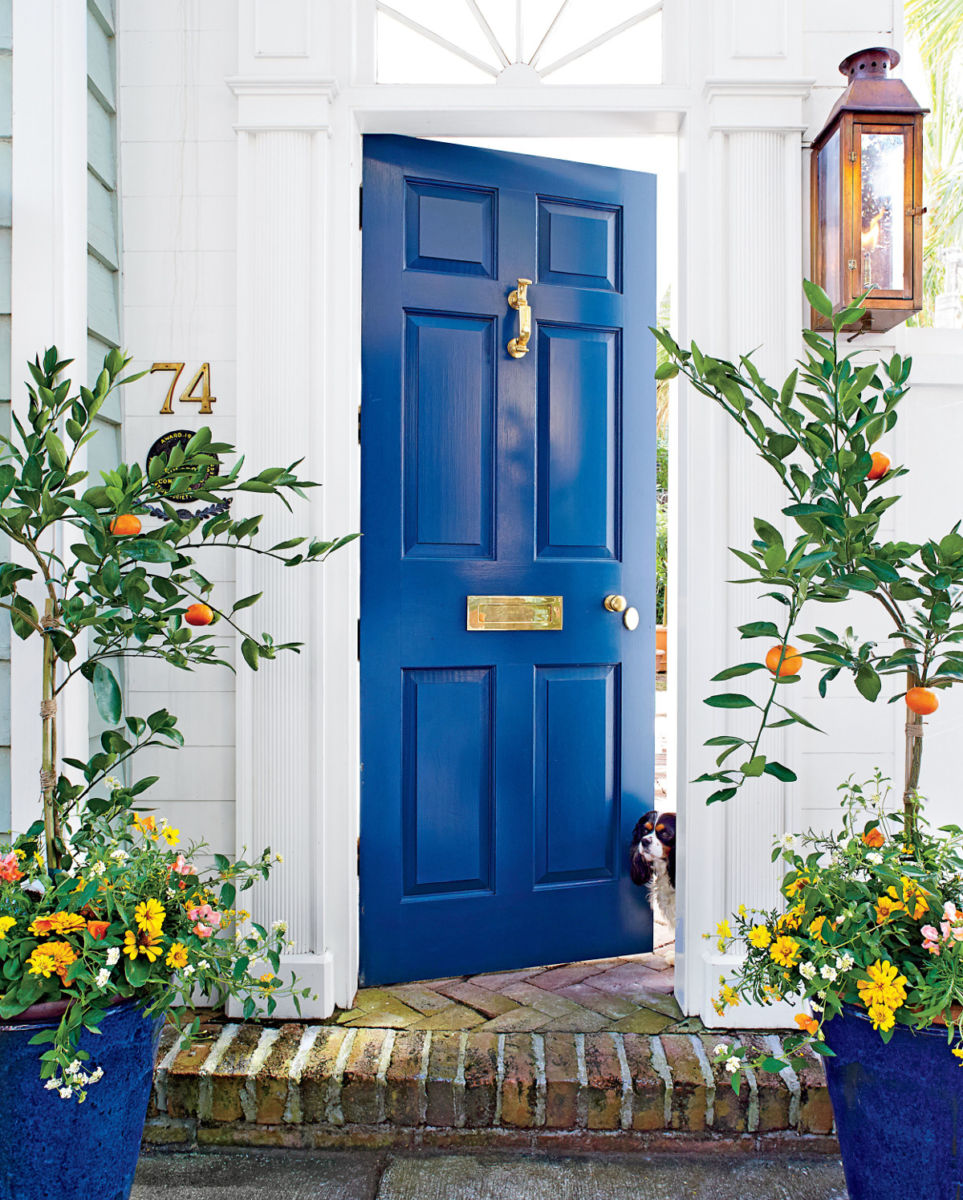 Your Home   What the Color of Your Front Door Says About Your Personality
