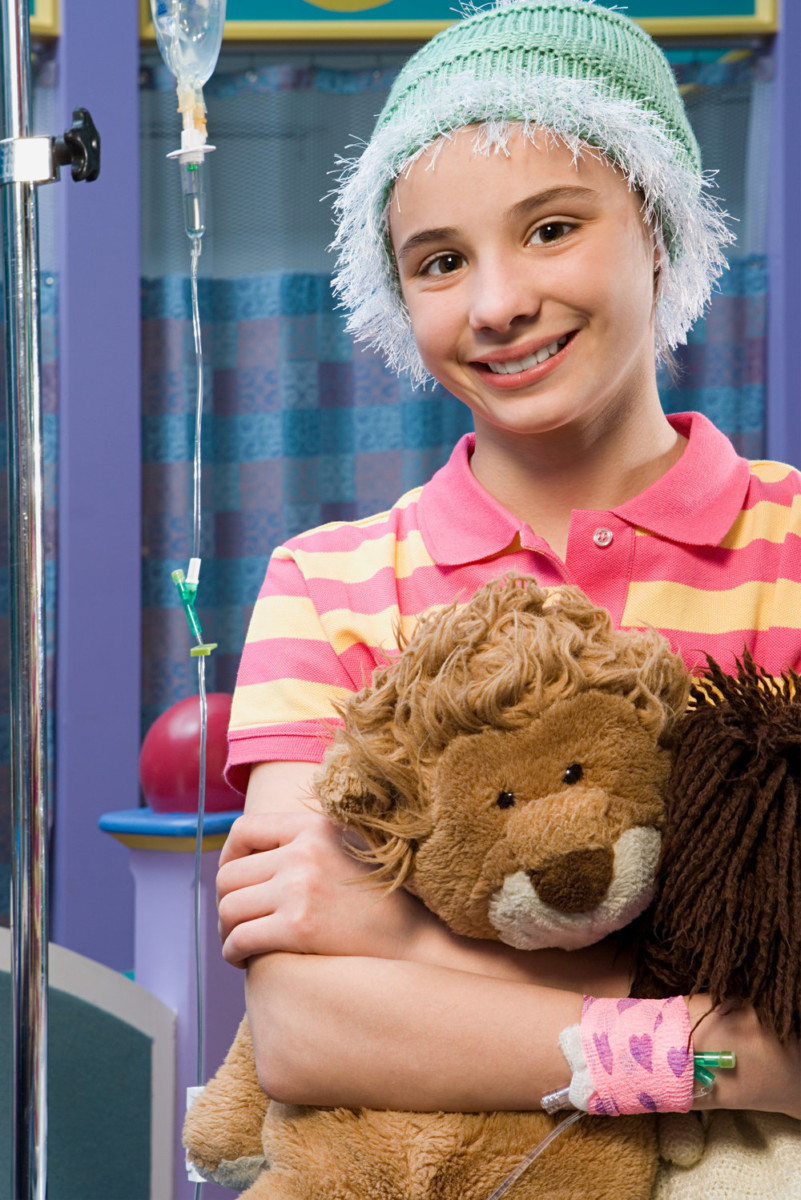 Community Connection   Spotlight on Arizona Cancer Foundation for Children