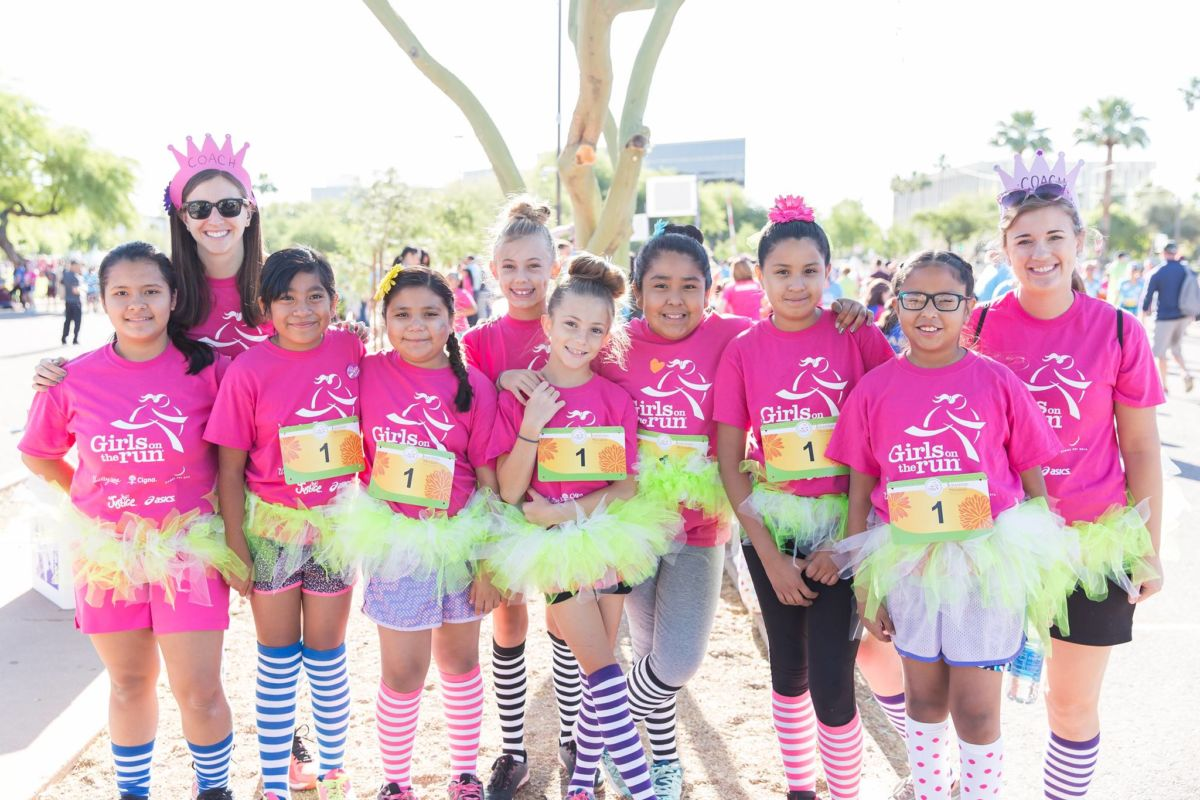 Community Connection   Spotlight On: Girls on the Run