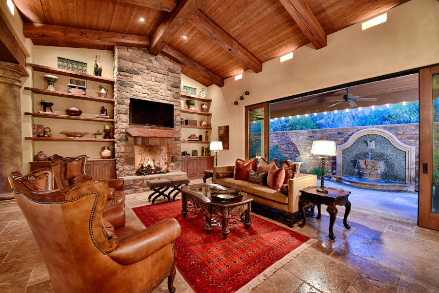 Featured Property: A Masterpiece in Troon Mountain Estates
