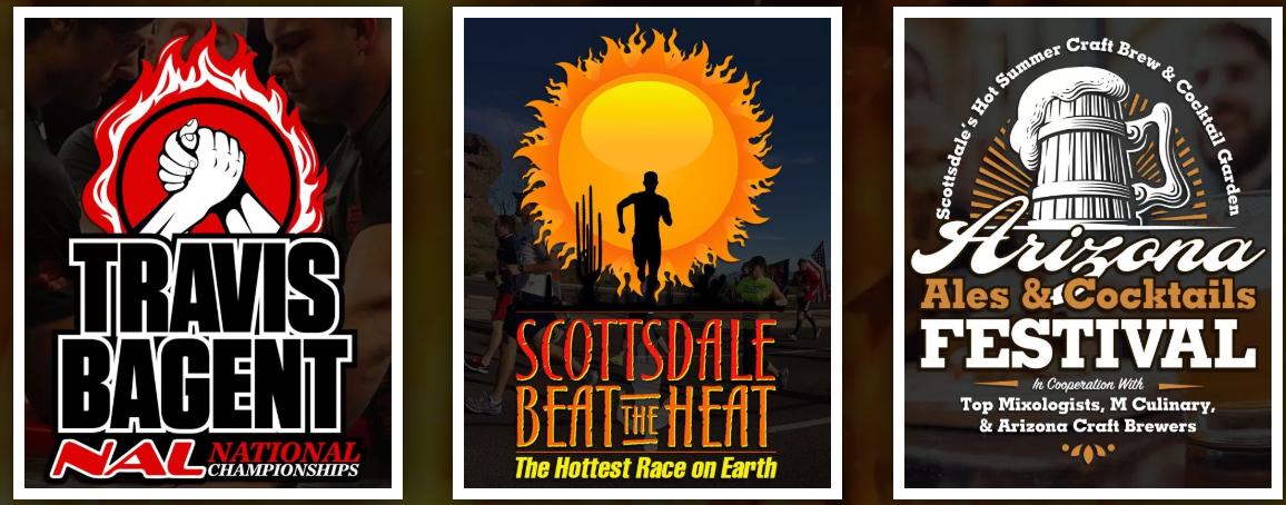 Scottsdale Fahrenheit Festival | June 16th