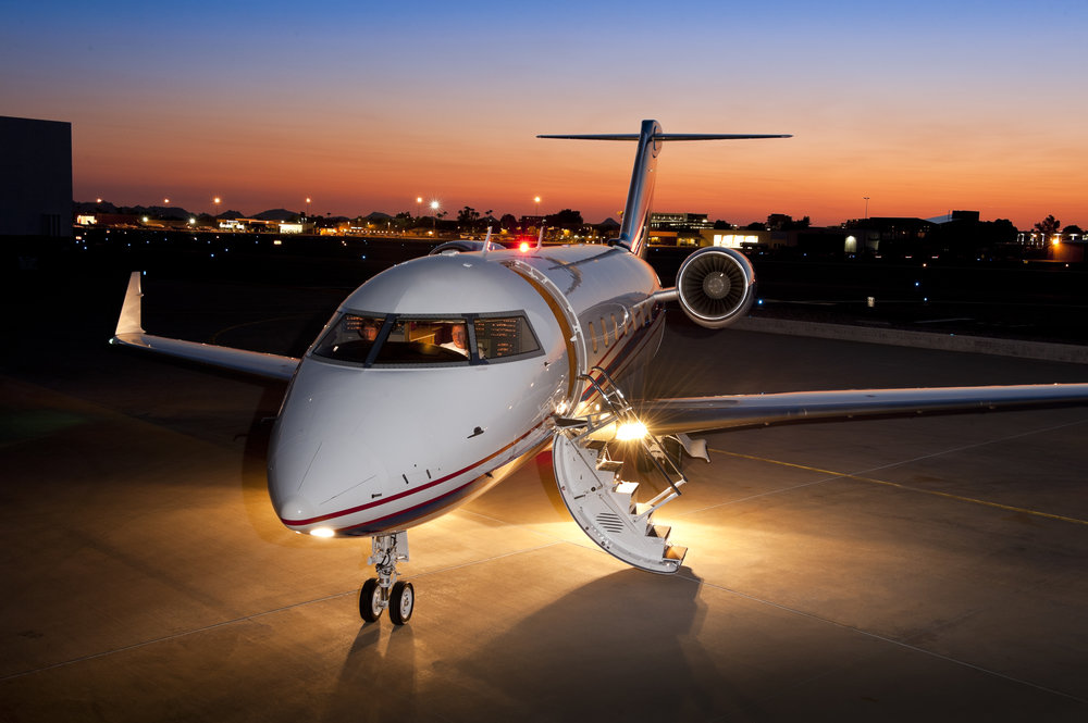 Flying High | Take to the Air with Private Jet Travel