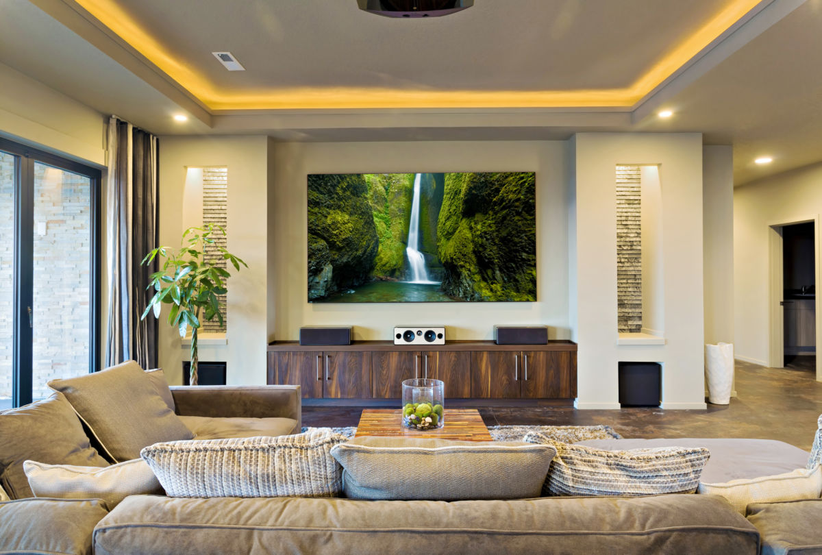 6 Things to Consider Before Purchasing a Home Entertainment Center