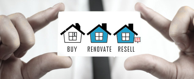 Real Estate Corner: Flipping Your Primary Residence