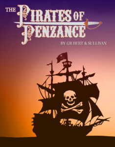 Pirates of Penzance, Jr. | September 27 - October 6, 2019