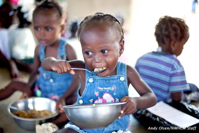 Community Connection: Spotlight on Feed My Starving Children
