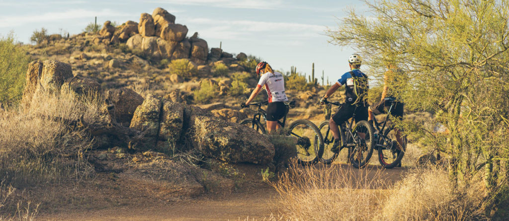 McDowell Mountain Guided Bike Ride | January 13, 2020