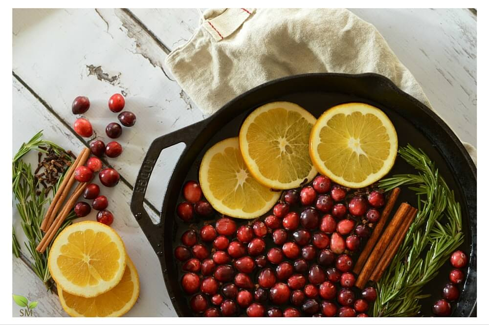 Your Home: The Scents of the Season