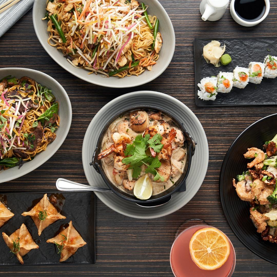 Ling's Wok Shop at Hayden Road & Thompson Peak Parkway Brings New Asian Flavors