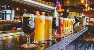 TAPS: Fish House & Brewery