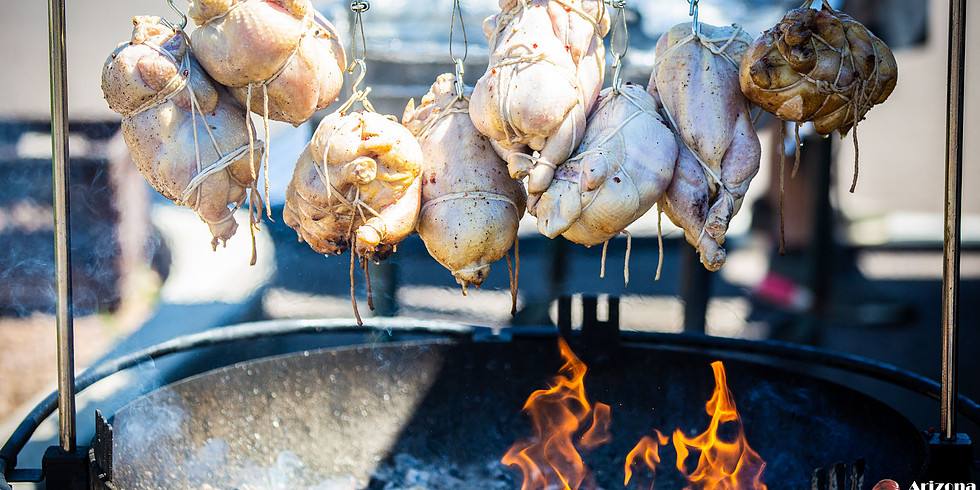 """Smoked! - A Chef-driven """"smoke off"""" hosted by Arizona Foodie"""